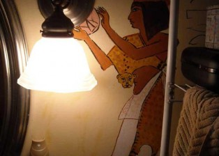 The Pharaoh's Lightolier